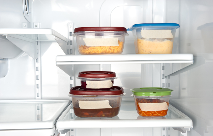 Leftovers In Tupperware | LA Health Solutions