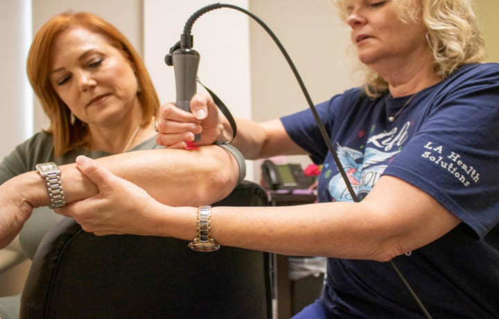 Deep Tissue Laser Therapy | LA Health Solutions