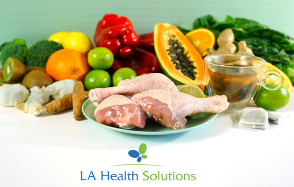 Healthy Eating - New Year's Resolution