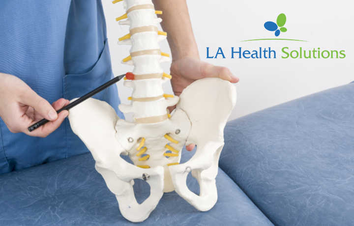 Spinal Stenosis - Image of Spinal Cord