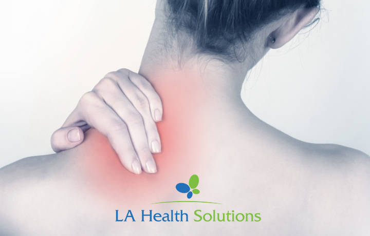 Text Neck LA Health Solutions
