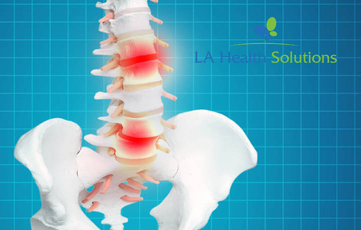 Where does lower back pain begins